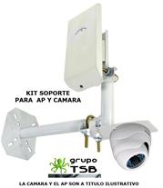 Soporte Kit G.P+ Soporte Ap + Soprte camara,wi-fi