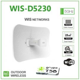 Cliente Dish Bridge Cpe 5g 23dbi D5230
