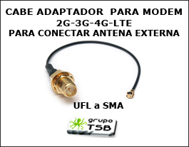 Adaptador Conector Pigtail Ufl Placas Minipci Sma