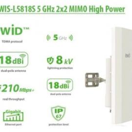 5ghz 300mbps Wireless Sectorial 18dbi 90° Ap Mimo L5818S