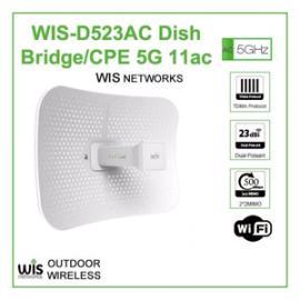Cliente Dish Bridge Cpe 5g 23dbi 2x2 Ac D523ac